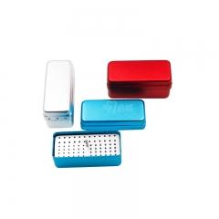 瑞尔 72孔消毒盒B003  (三用) 蓝色
