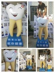 大牙模型 1.2米带牙髓
