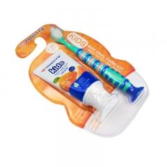 严迪儿童健齿口腔护理mini套装 甜橙
