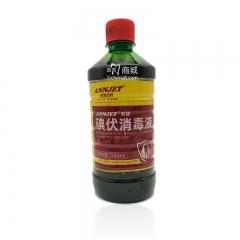 安捷高科碘伏消毒液500ml/瓶